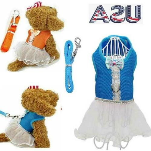 s m l puppy control harness vest