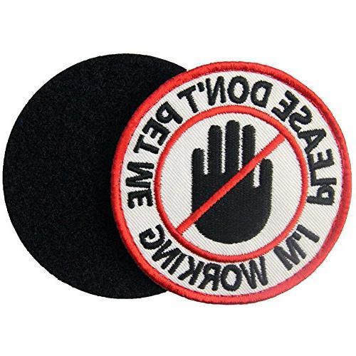 Service Please Pet Vests/Harnesses Fastener Hook