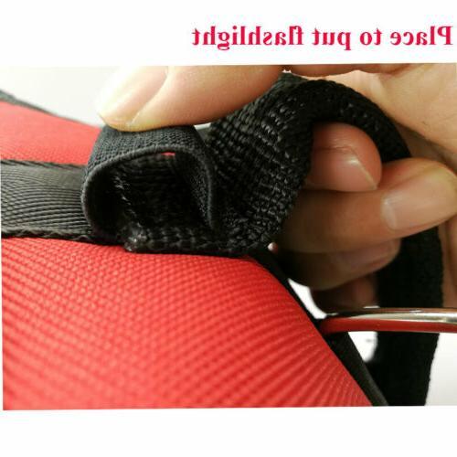 Service Dog Vest Harness Adjustable Patches Reflective