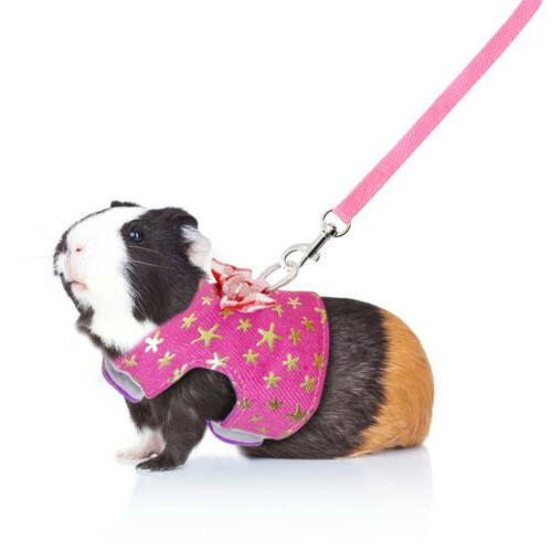 Small Leash Pig Hamster Pet Clothes