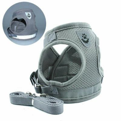 Pet Dog Harness Step In S M L Reflective - Easy On