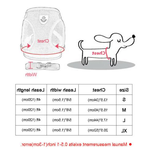 Pet Harness Simple In S Reflective - On