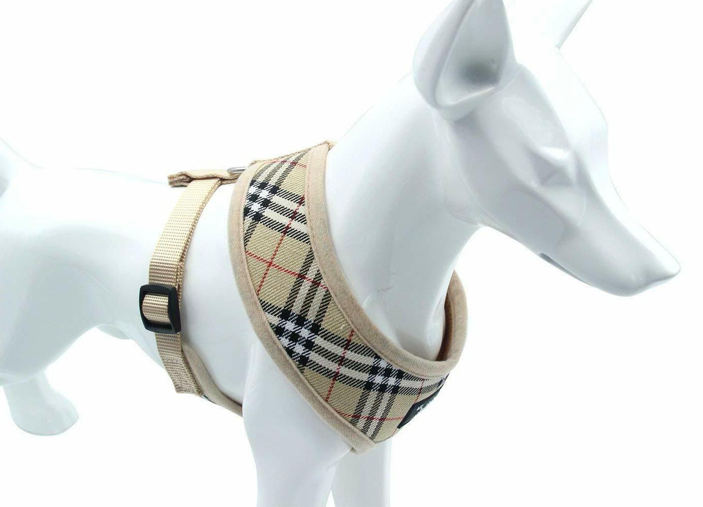 PUPTECK Dog Harness Puppy Padded Vest No Pull Harnesses,