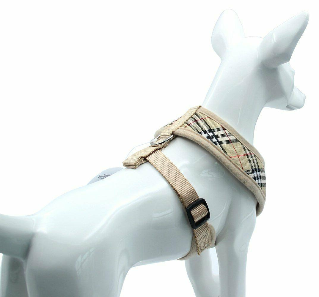 PUPTECK Mesh Harness Puppy Padded Harnesses,