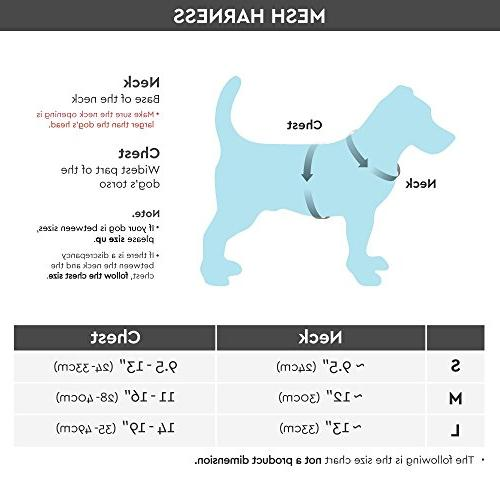 Gooby - Mesh Harness, Large