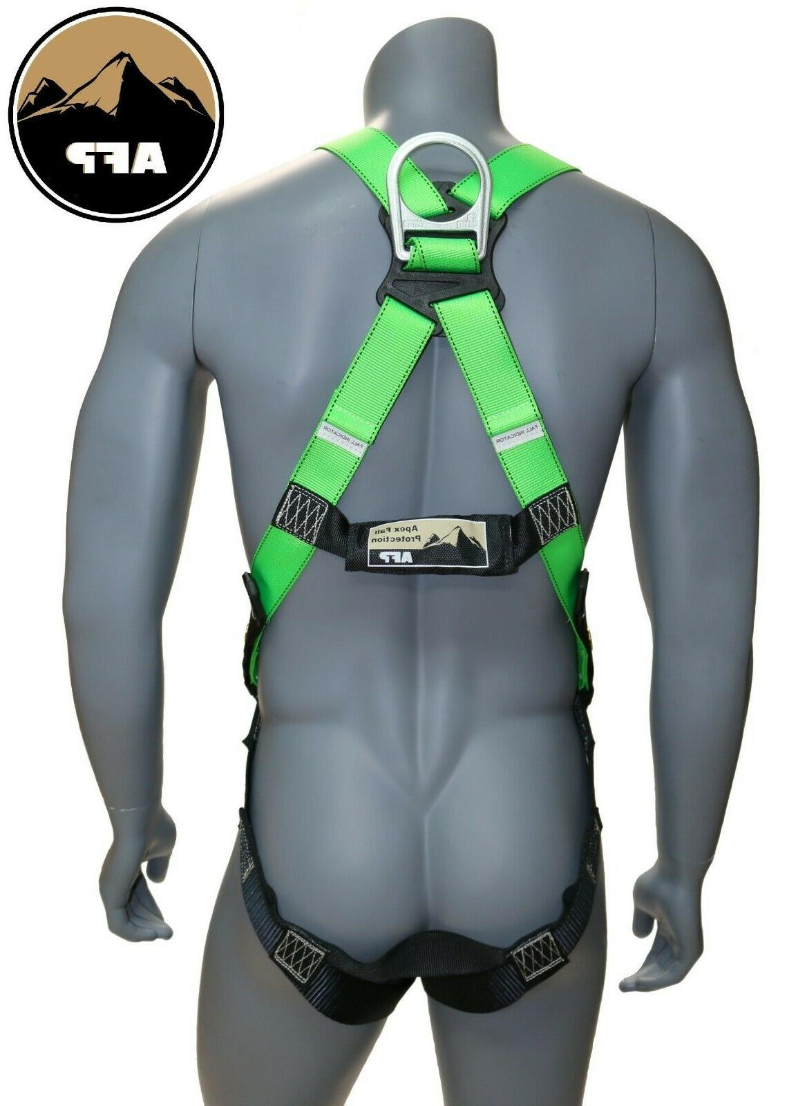 AFP Universal Full-Body Harness with Dorsal and Tongue