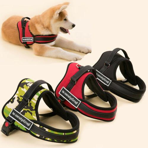 working dog vest service training dog harness
