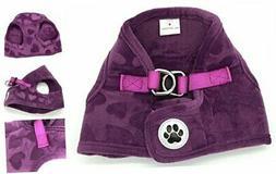 Lanyar Fleece Soft Vest Harness No Pull Harness for Cat Medi