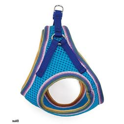Lil Pals Mesh Comfort Mesh Adjustable Step-in Dog Harness fo