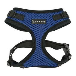 - Puppia Authentic RiteFit Harness with Adjustable Neck
