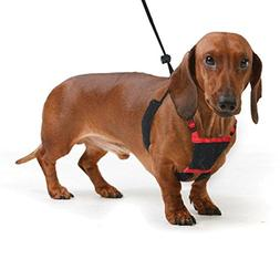 SPORN No-Pull  Dog Harness, Mesh, Red, Large/X-Large
