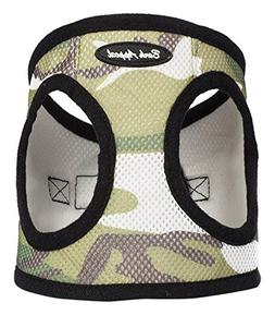 Bark Appeal Mesh Step in Harness X-Large Camouflage, New
