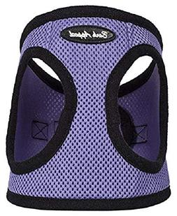Bark Appeal Mesh Step in Harness X-Small Lavender, New