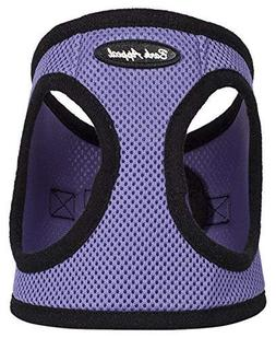 Bark Appeal Mesh Step in Harness, X-Large, Lavender