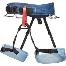 BLACK DIAMOND Women's Momentum Climbing Harness Stone M