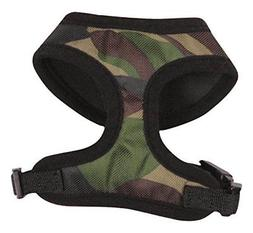 NEW Casual Canine Camo Dog Harness Large Green FREE SHIPPING