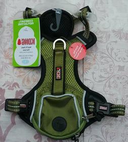 Kong Comfort+Reflective Waste Bag Harness, Small