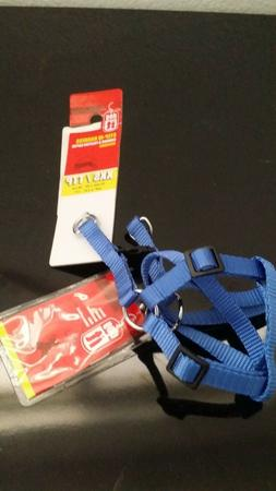 NEW Dogit Dgit Adjustable Step In Harness - BLUE - X Small 5