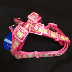 NEW With Tags Top Paw Pink Floral Dog Harness XS Extra Small