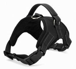 No Pull Adjustable Dog Pet Vest Harness Quality Nylon for Pu
