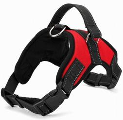 No Pull Adjustable Dog Pet Vest Harness Small/Medium/Large/X