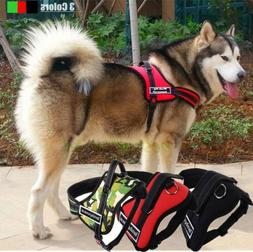 no pull adjustable dog vest harness leash