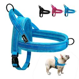 Reflective Dog No Pull Harness for Small Medium Large Dogs F