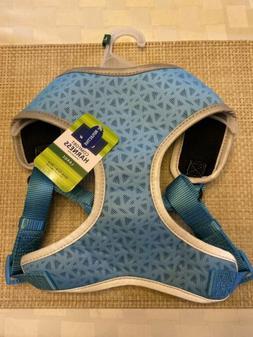 NWT - TOP PAW Reflective Gunmetal Comfort Dog Harness - Medi