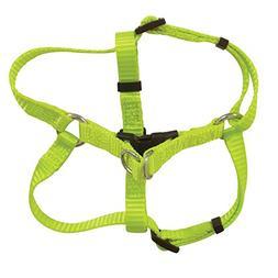 "Petmate Nylon Adjustable Dog Harness, Large 3/4"" X 20-28"", L"