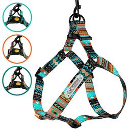 Nylon Dog Harness Adjustable Harnesses for Dogs Puppy Outdoo