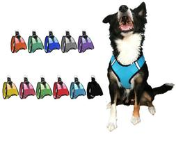 Nylon Mesh Easy Step-In Quick-Release Padded Soft Puppy Pet