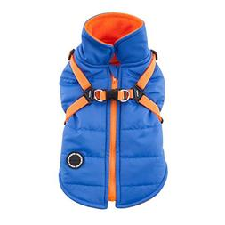Puppia PAPD-VT1366-RB-XL Authentic Mountaineer II Winter Ves