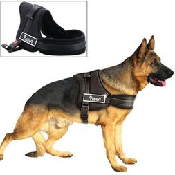 Pet Control Big Dog Soft Reflective No Pull Harness for Larg