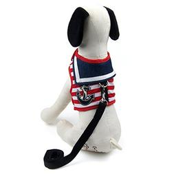 Alfie Pet by Petoga Couture - Dustin Sailor Harness and Leas