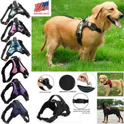 Medium Dog Harness Vest Leash Supplies Accessories Golden La