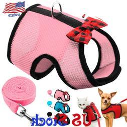 Pet Dogs Cat Mink Rabbits Leash Puppy Harness Chest Strap Ad