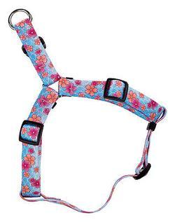 Country Brook Design® Pink April Blossoms Step-In Dog Harne