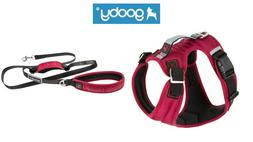 GOOBY Pioneer Dog Harness for Small Breed S M L XL or Matchi