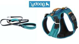 GOOBY Pioneer Dog Harness - Small Breed S M L XL or Traffic
