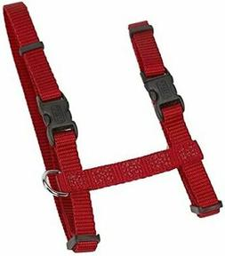 Coastal Pet Products Adjustable Figure H Harness 3/8 Inch Re