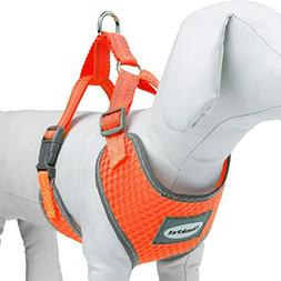 No pull Dog Harness Reflective Outdoor Soft Padded Adventure