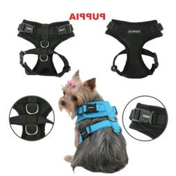 """Puppia Dog Soft Harness with Adjustable Neck """"RiteFit"""" Size:"""