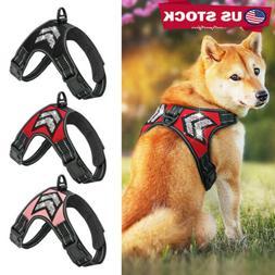 Puppy Cat Rhinestone Collar Leash Dog Harnesses Adjustable V