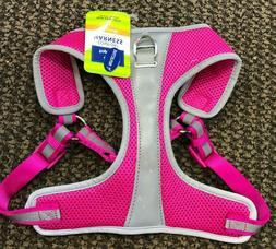 Top Paw® Reflective Comfort Dog Harness size: Small, Pin