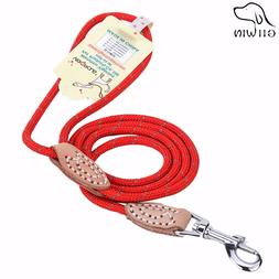 Reflective Dog Leash for <font><b>Small</b></font> Large Dog