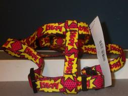 "Yellow Dog Design Roman Harness SM/ MED  14""-20"" NWT SUPER H"
