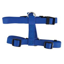 Petmate 12 inch to 28 inch Royal Blue Adjustable Dog Harness