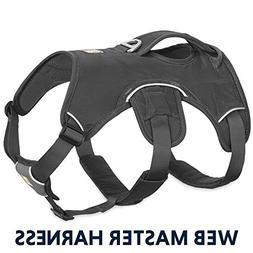 RUFFWEAR - Web Master Harness, Twilight Gray, Medium