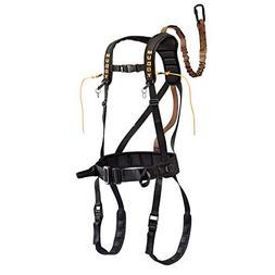 MSH400-L-Muddy Safeguard Harness - Black L