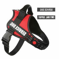 Service Dog Vest Front Harness 2 Free Patch/ ADA Cards XXS -
